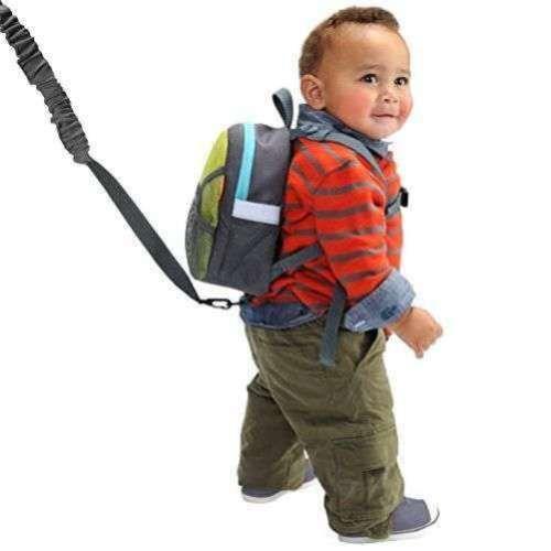 Adjustable Strap Safety Toddler Harness Backpack Walking Leash