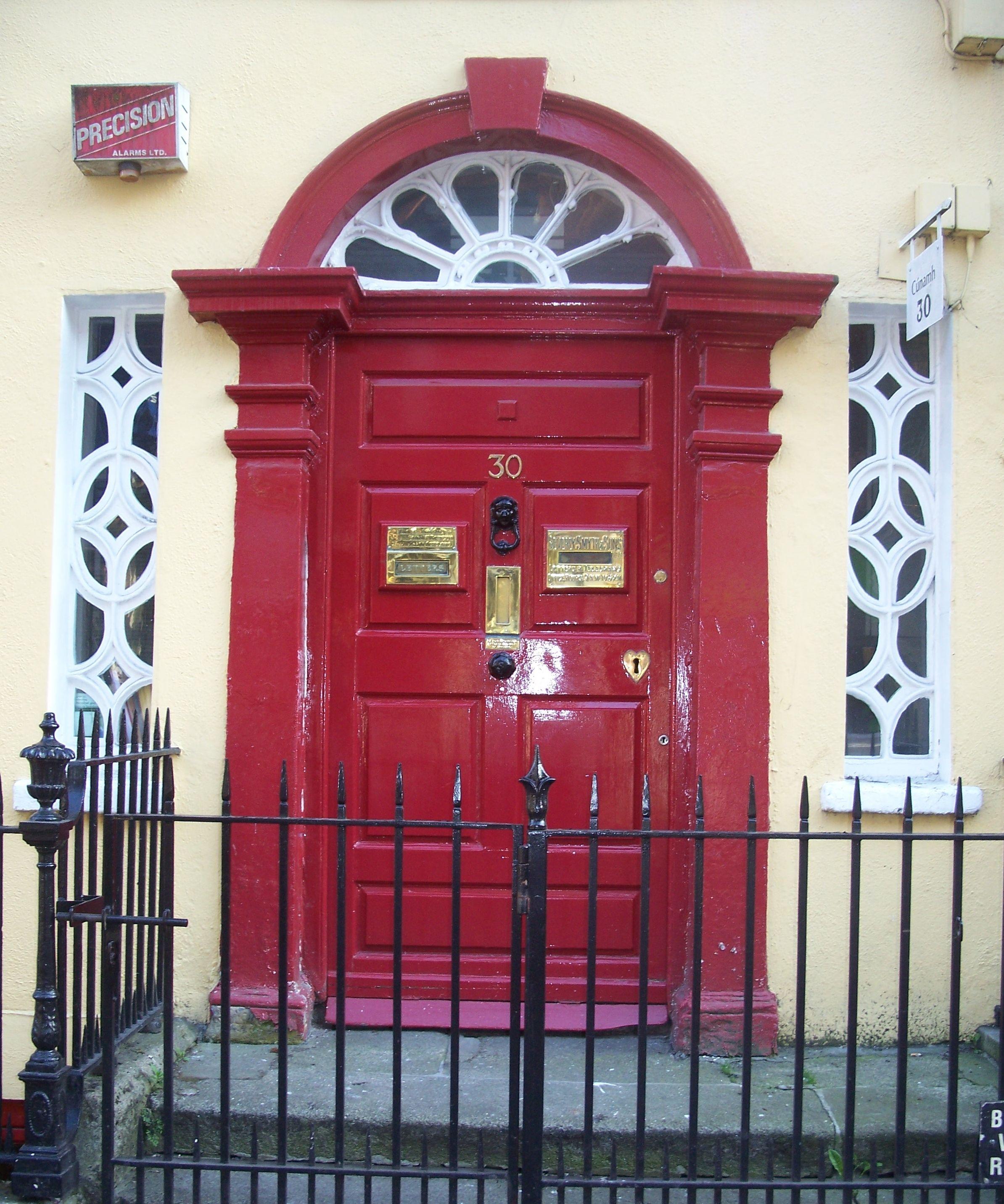Irish Garland St. Patricks Decor Irish Decor by ...  |Ireland Door Decorations