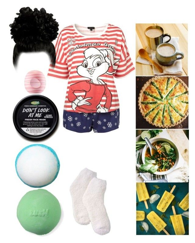 """""""Chill: December 7"""" by allison-syko ❤ liked on Polyvore featuring Kale and Eos"""