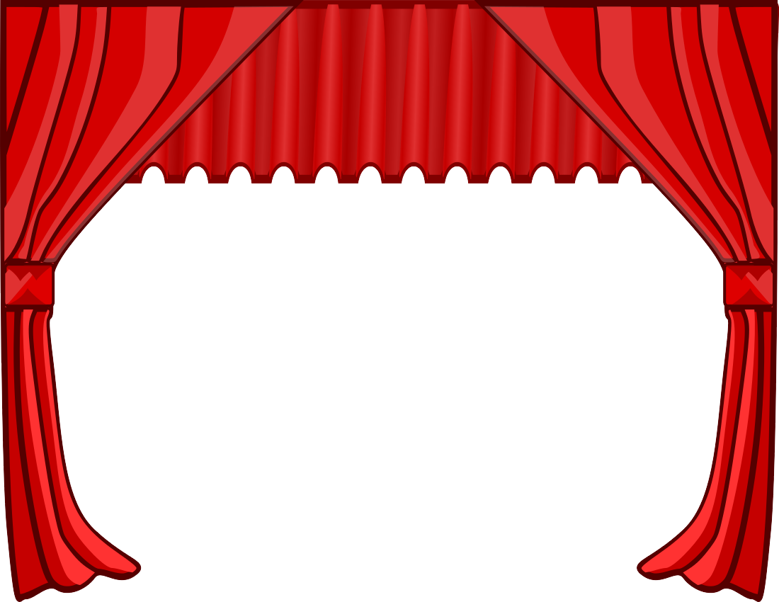 Curtains Png Image Stage Curtains Theatre Curtains Clip Art