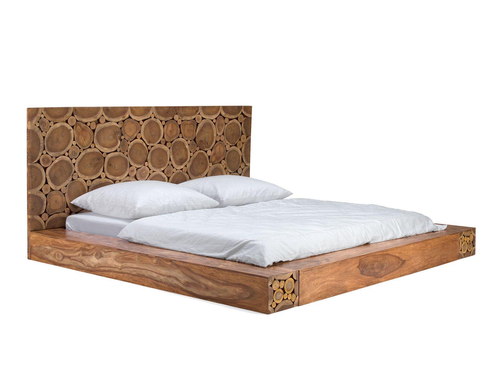 Holzbett Bole Big Holzbett Schlafzimmermöbel Kopfteil Bett