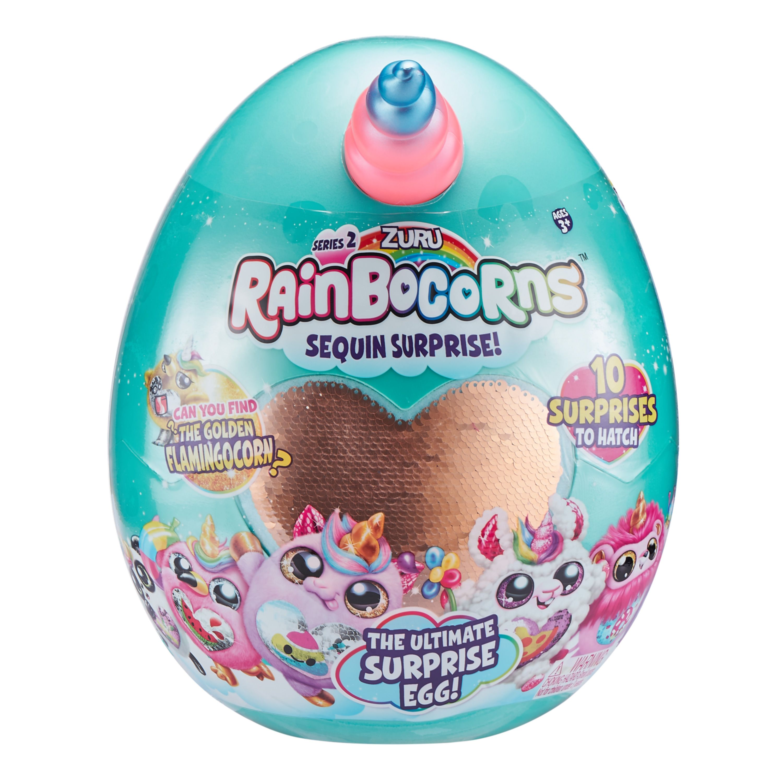 Rainbocorns Series 2 The Ultimate Surprise Egg By Zuru Walmart Com Surprise Egg Zuru Frozen Toys