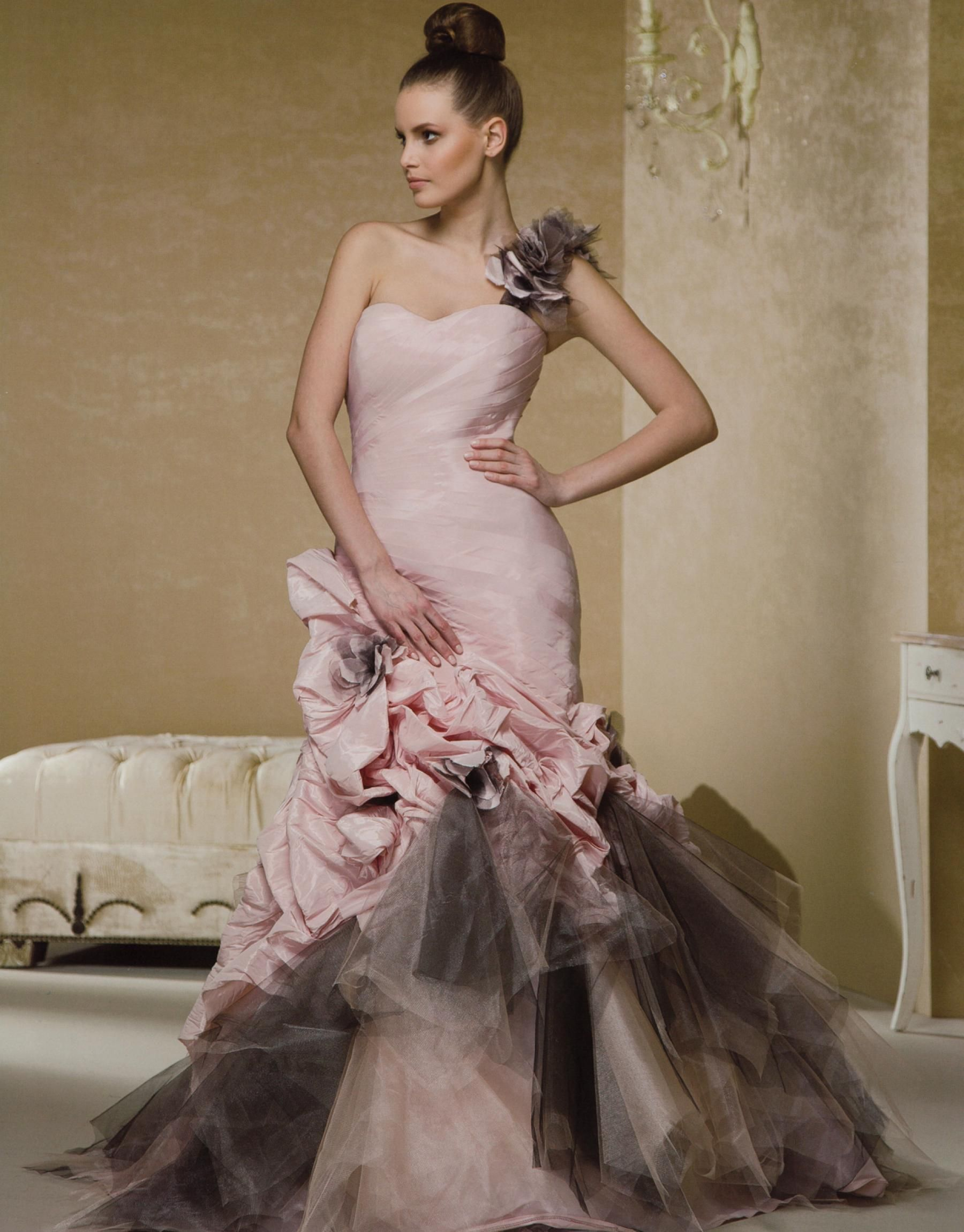 My fave from the new collection style a anjolique bridal gown
