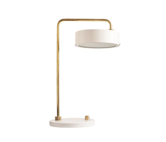 Petite machine table lamp by red edition architonic