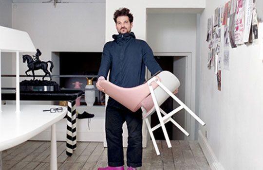 TwentyTwo chair prototype