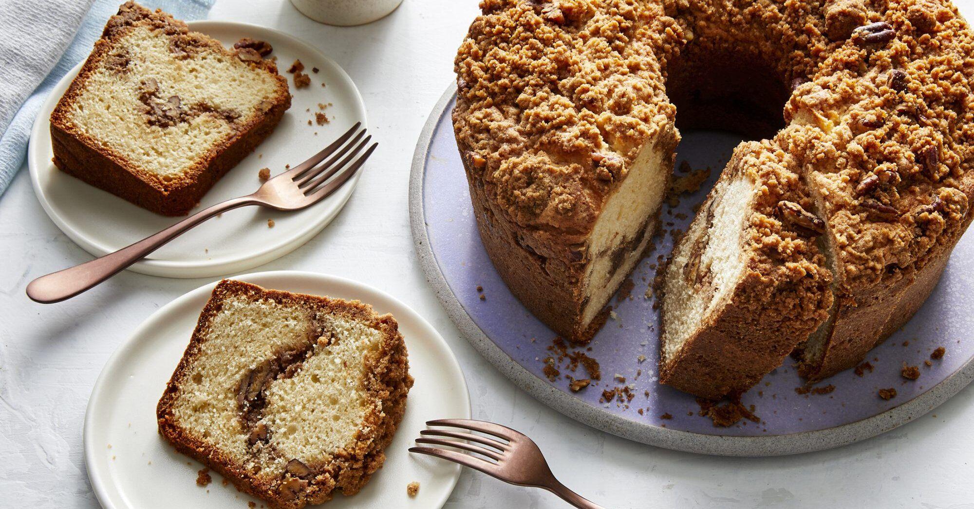 Cinnamon Coffee Cake Recipe Recipe In 2020 Coffee Cake Recipes Desserts Cinnamon Coffee Cake