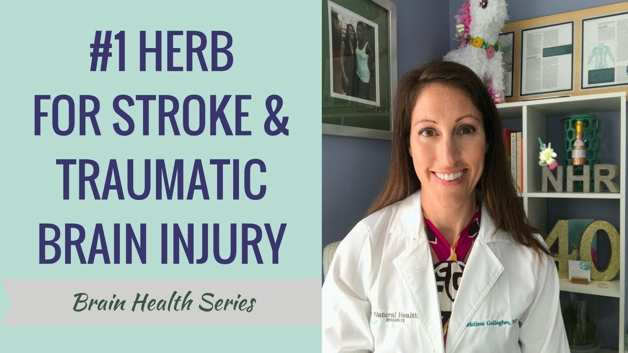 How to Heal Quickly After a Stroke & Traumatic Brain Injury with