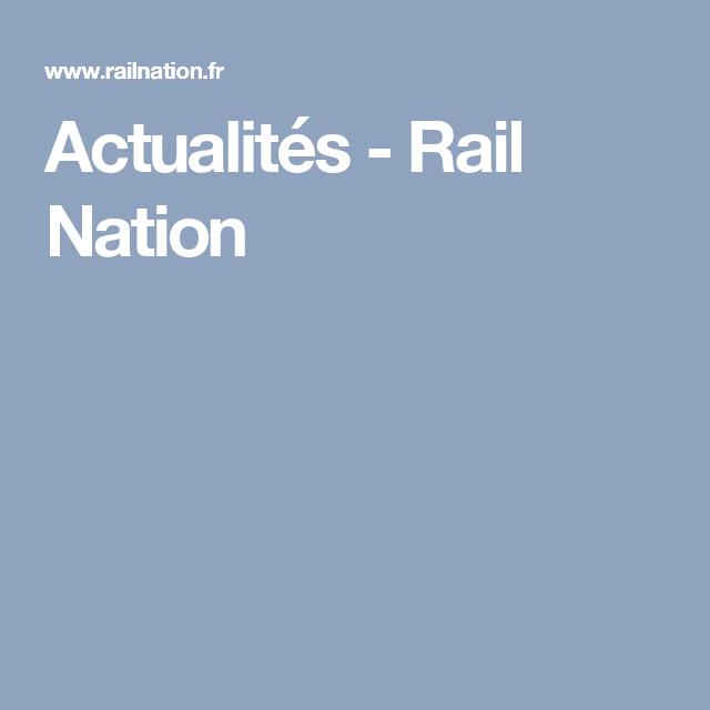 Actualités - Rail Nation