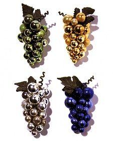 Grape Ornaments Handmade Christmas Christmas Ornaments Homemade Handmade Christmas Ornaments