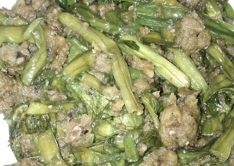 Resep Oseng Genjer Oncom Pedas Oleh Kanty Qweery Amorena Resep Masakan Resep Resep Masakan