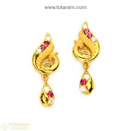 Gold Earrings For Women Gold Earrings For Women Gold Earrings Designs Gold Earrings