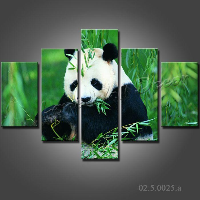cuadros de osos pandas - Buscar con Google
