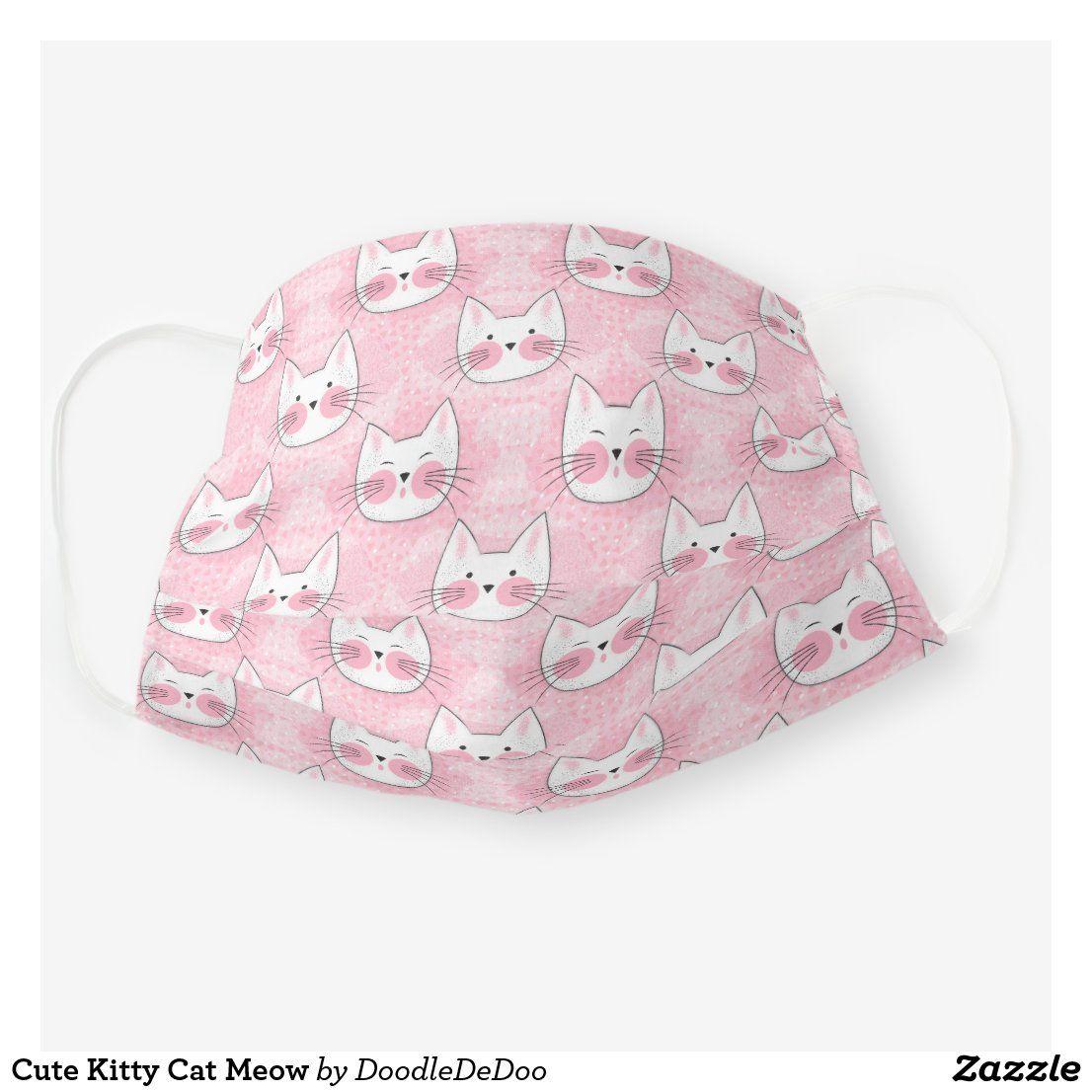 Pin on cat face masks reusable