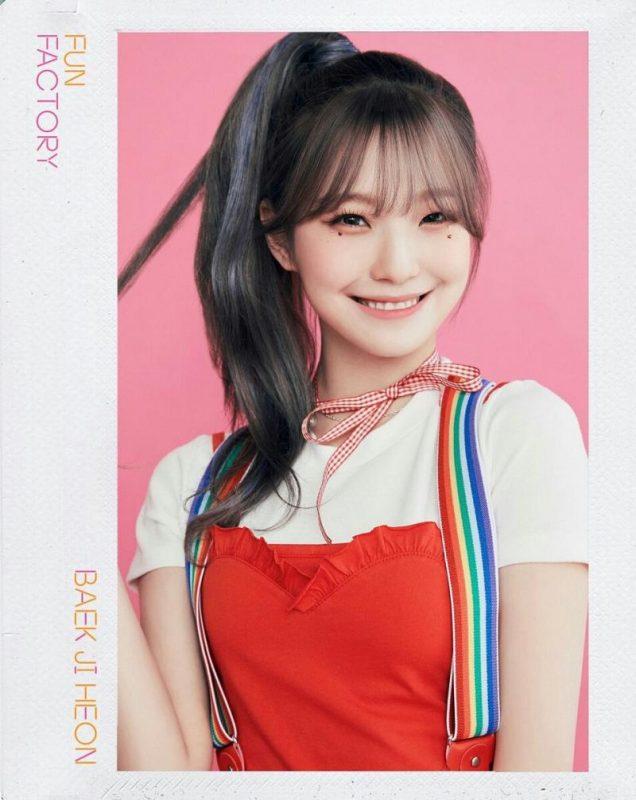 Fromis 9 Members Profile Updated Kpop Girls Kpop Girl Groups Girl Bands
