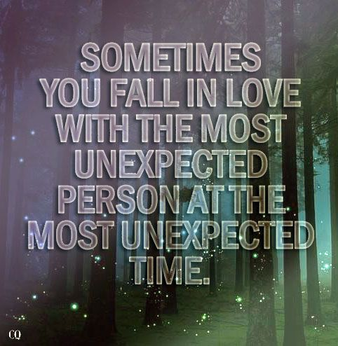 Unexpected Love Tumblr More Than Words Quotes Love Love Quotes