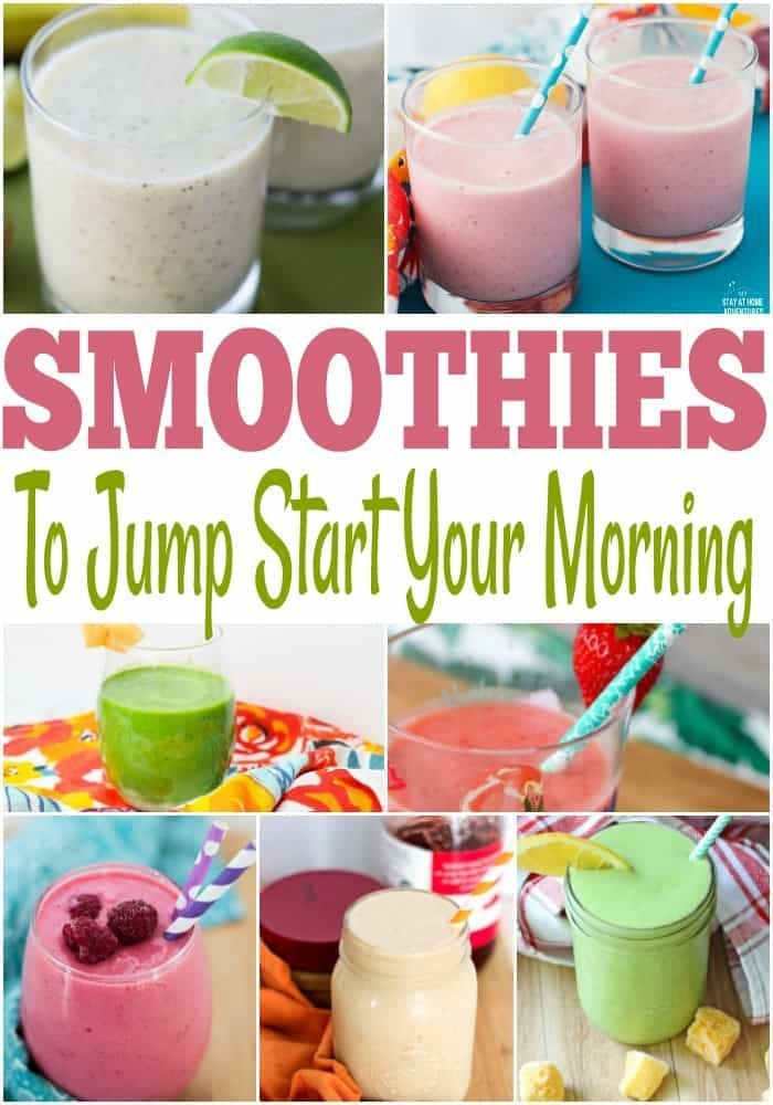 Delicious easy smoothie recipes. Breakfast ideas, breakfast recipes #breakfastrecipes #breakfast #smoothies #protein #drinks