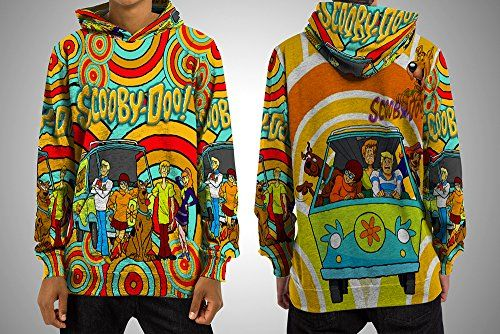 b3de848101 Scooby Doo Color Full For Mens sizes  S to 3XL (PullOver ...