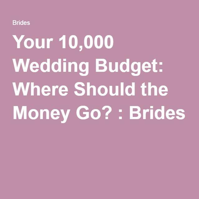 wedding stuff your 10000 wedding budget