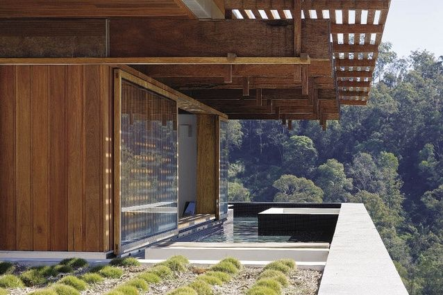 Architects · b house 2007 by donovan hill