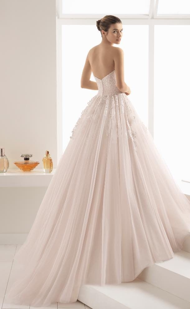 Wedding Dress Inspiration Aire Barcelona Dresses And Ideas