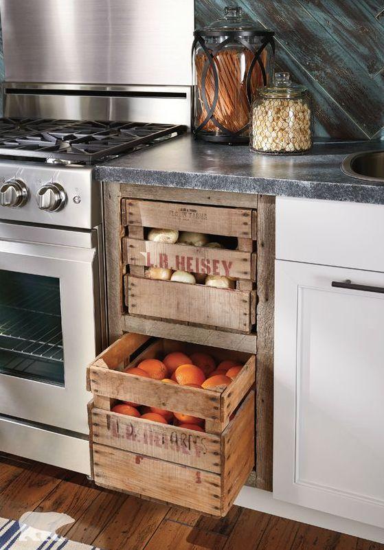 10 DIY-Ideen, die in Ihrer Küche bestimmt wunderschön aussehen ...