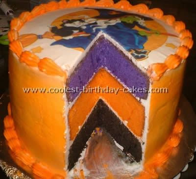 coolest halloween cake ideas photos and how to tips - Cool Halloween Designs