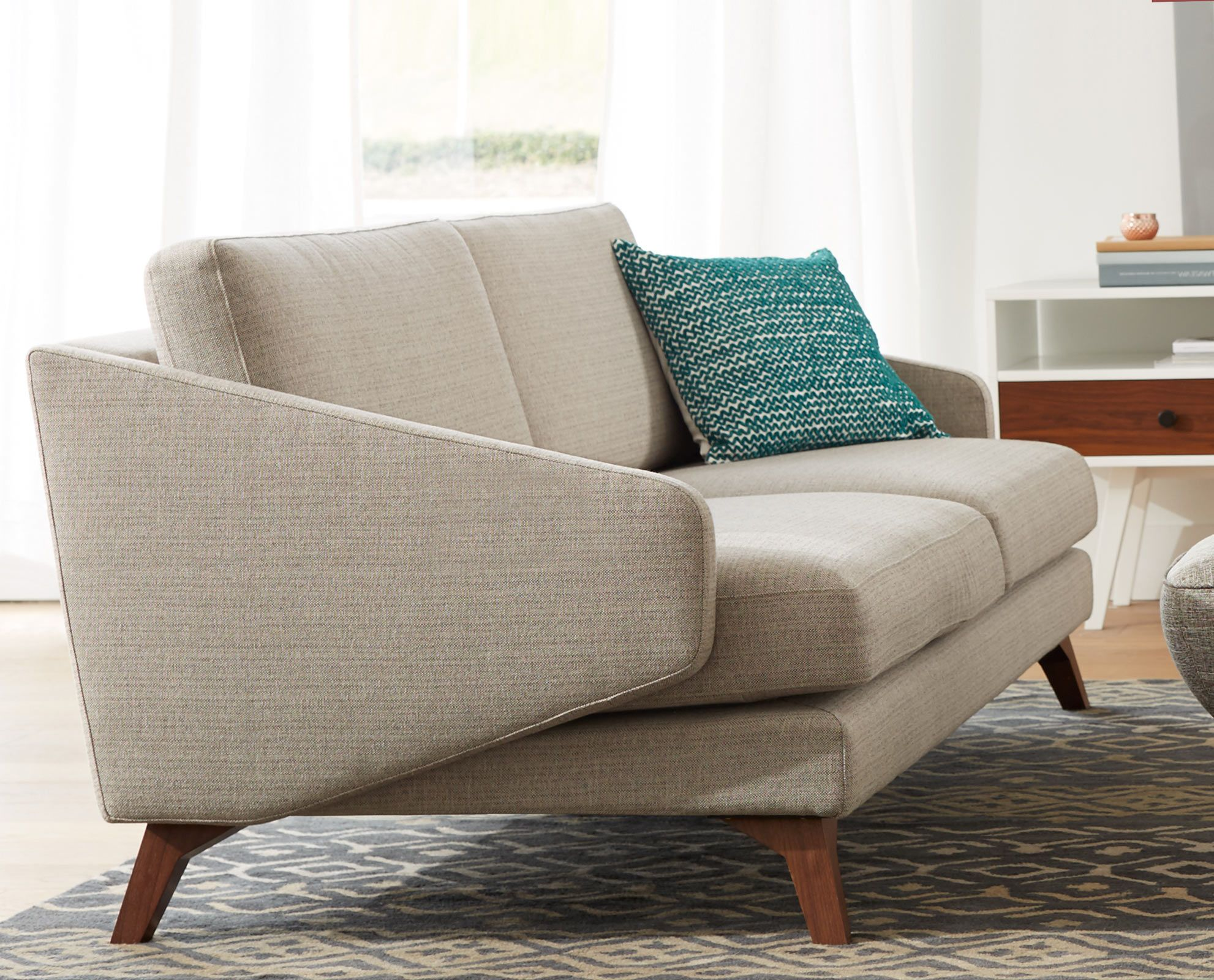Astrid Sofa from Scandinavia Designs MidCentury Modern