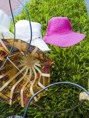 Free Knitting Instructions for Summer Hats