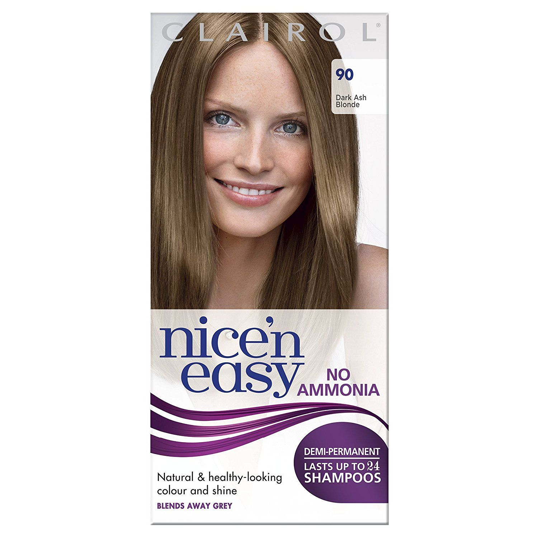 Clairol Niceneasy Hair Colourant By Lasting Colour 90 Dark Ash