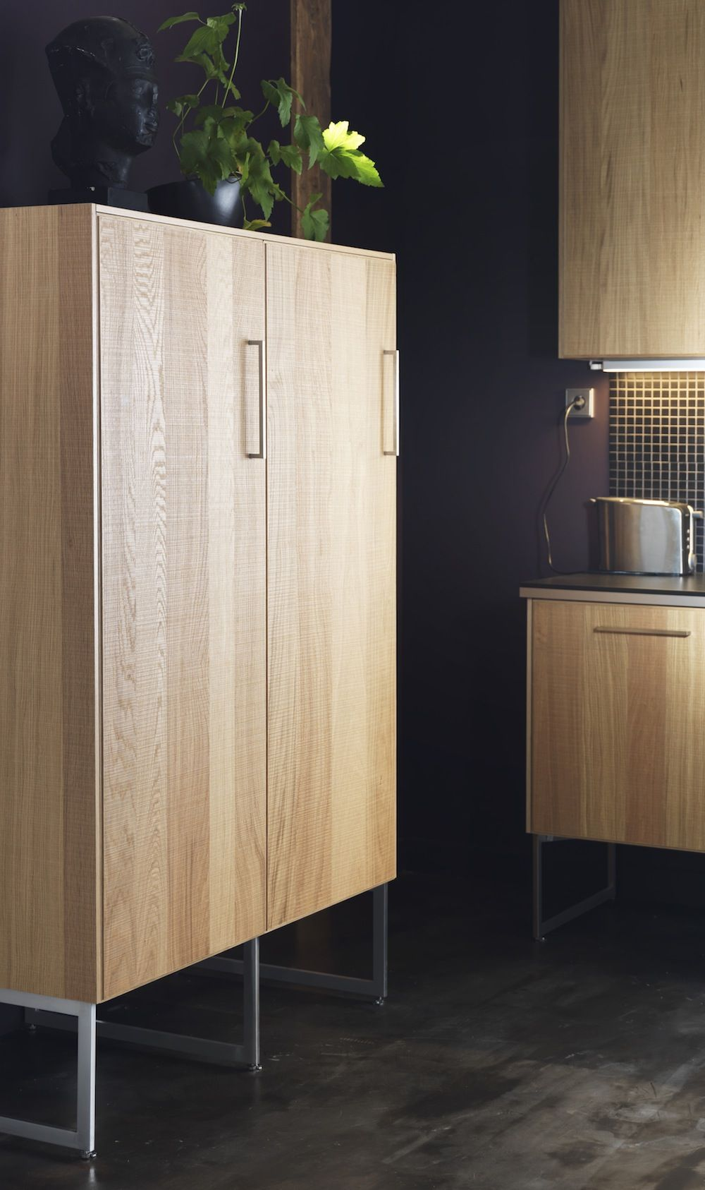 Schrank Küche Ikea Hyttan 7 Pe389617 Earth Browns Ikea Metod Kitchen Kitchen