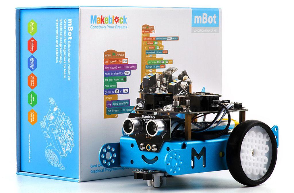 mBot - STEM Educational Robot Kit for Kids | Wish List