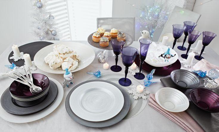 La table de noël Harmony http://www.pasquinoni.com/prodotti_ing.php?cate=29#main