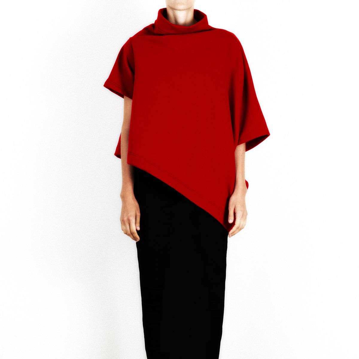Stack sweatshirt red (With images) Sweatshirts, Cotton