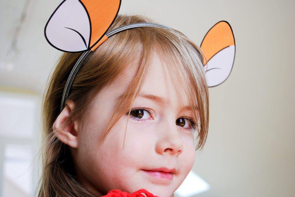 DIY Winnie The Pooh Ears, Piglet Ears, Tigger Ears Tigger and - halloween costume ideas easy