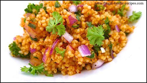 Turkish Couscous Salad Recipe a refreshing Mediterranean salad - türkische küche rezepte