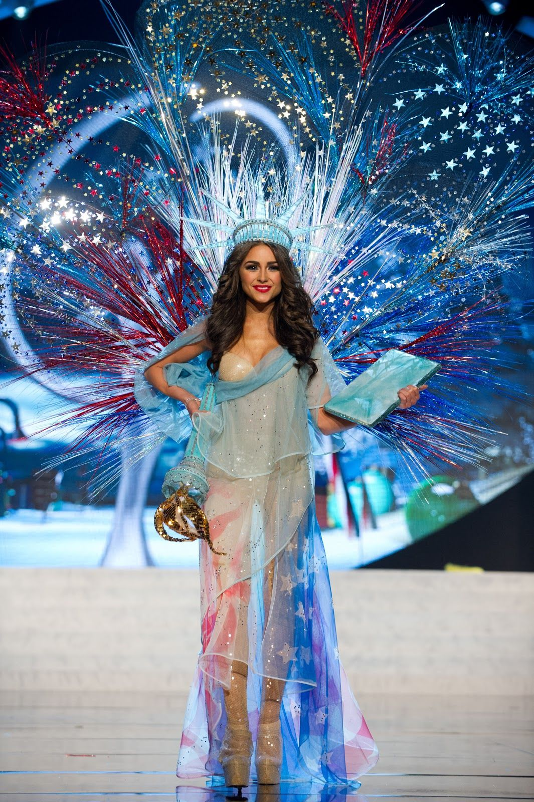 Road To Miss USA Usa National Costume, Miss Universe National Costume, Miss  Universe Costumes