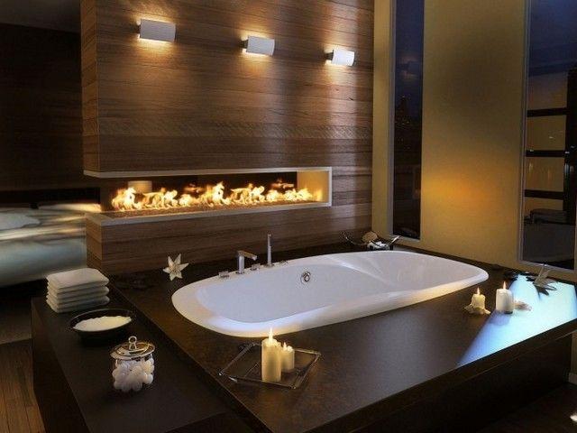 ides dco pour une salle de bain de luxe style dco salles de bains - Salle De Bain Design 2015