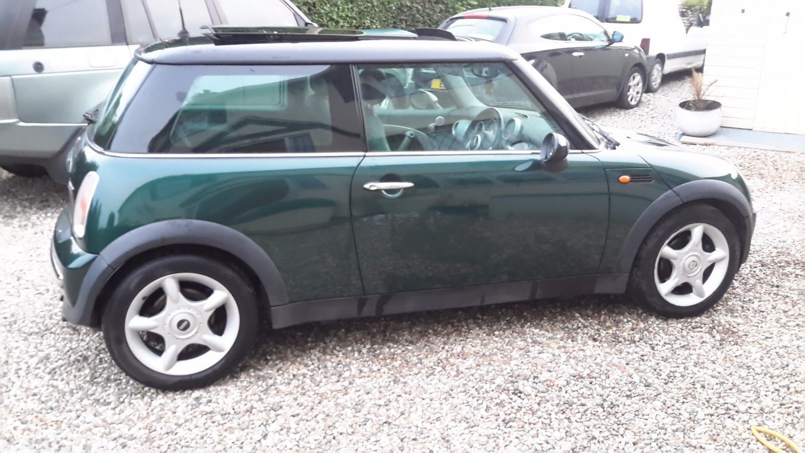 Ebay Mini Cooper Hatch Back 2002 Gl Panoramic Roof Debt Recovery Clearance Minicooper