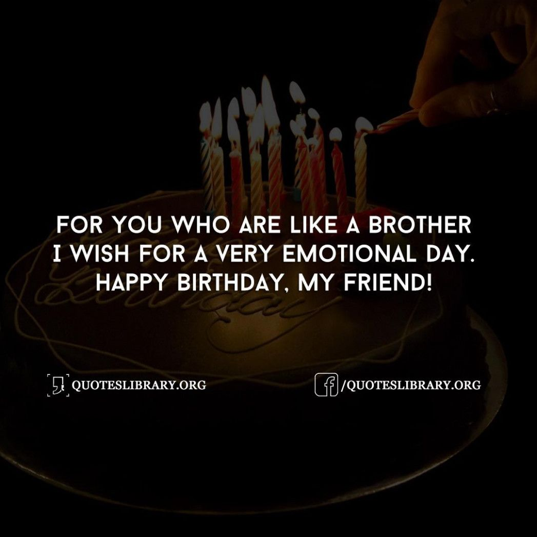 9 Awesome Birthday Wishes For Best Friend Boy In 2021 Friend Birthday Quotes Friends Quotes Birthday Wishes And Images
