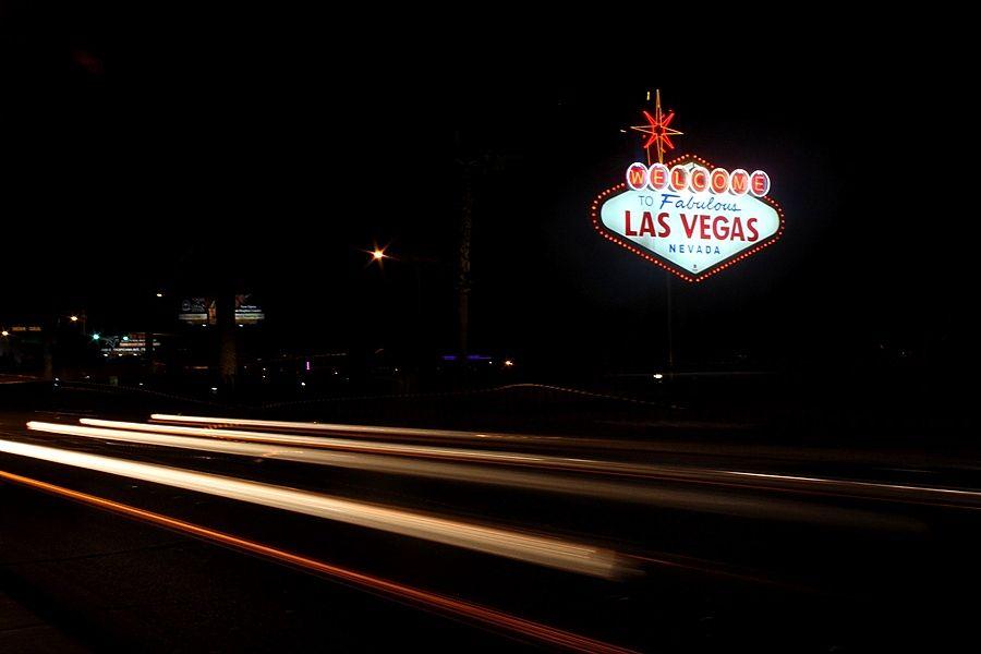 Red: Las Vegas, Nevada