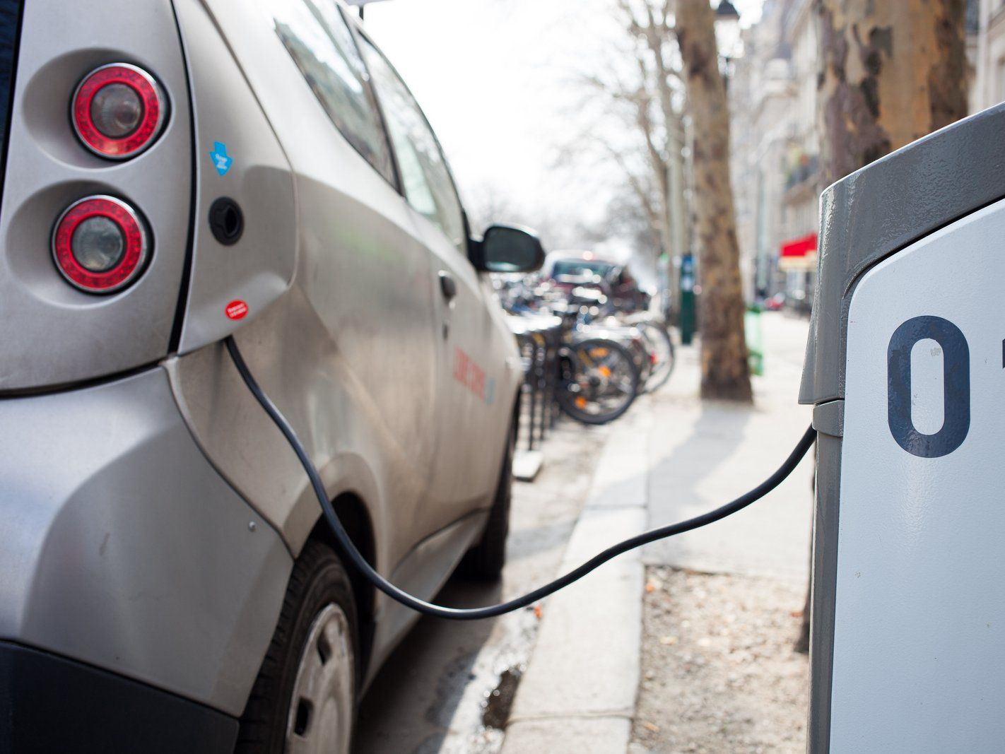 A Trillion Transition Is Taking Place In The Electric Vehicle