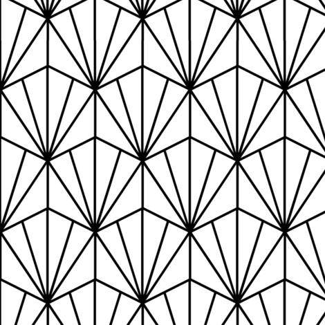 Geometric Art Deco Pattern Small Scale In 2021 Art Deco Pattern Geometric Pattern Wallpaper Geometric Art
