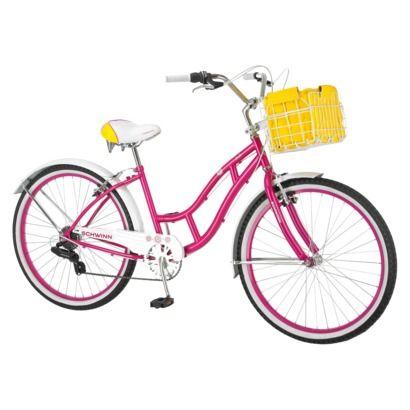 87ff01a8757 Schwinn Womens LuLu Rigid 26 Cruiser Bike - Pink. I had this bike until  someone stole it from my deck when it was locked uggh