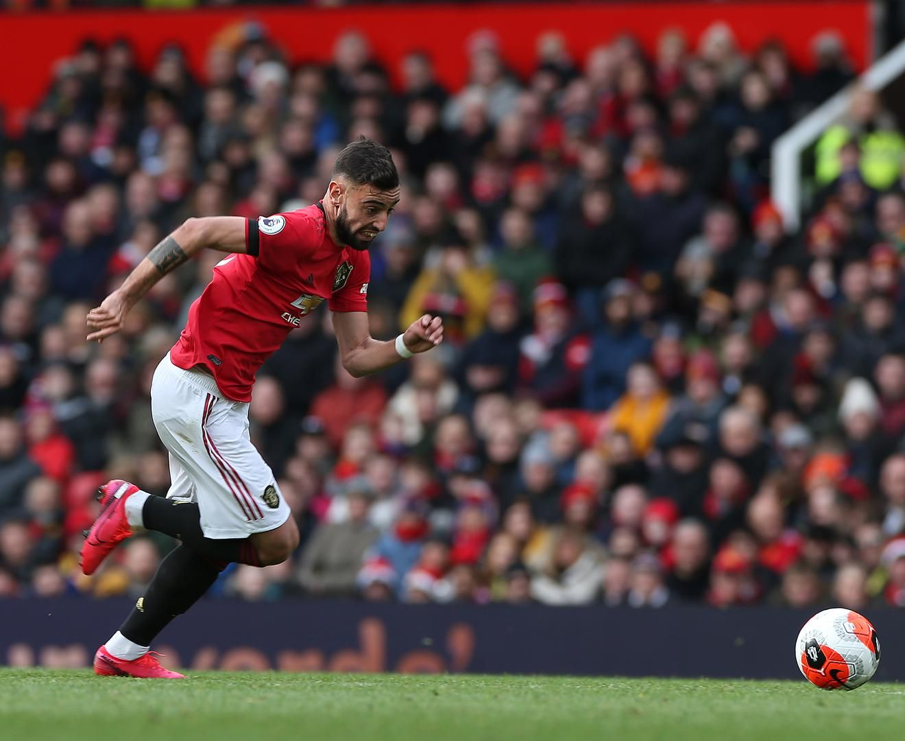 Gallery Of Match Images Man Utd V Watford 23 February 2020 Manchester United In 2020 Watford Man Image