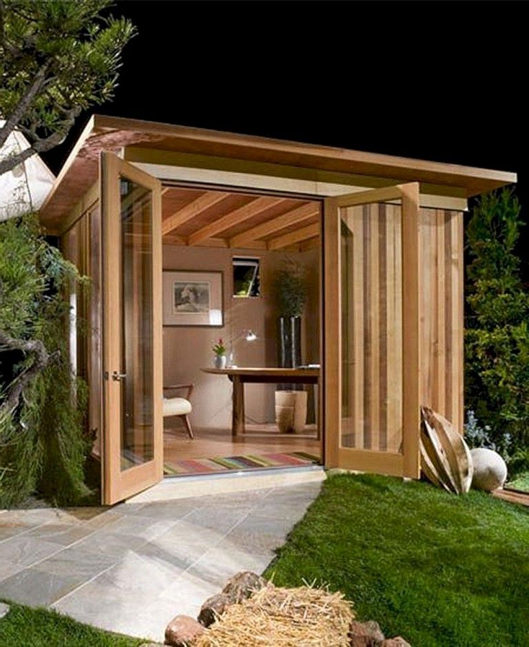 46 Smart Backyard Studio And Office Ideas Back Yard