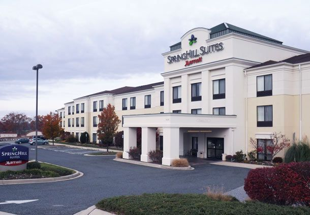Springhill Suites - Quaker aluminum project in Aberdeen MD & Springhill Suites - Quaker aluminum project in Aberdeen MD ... Pezcame.Com