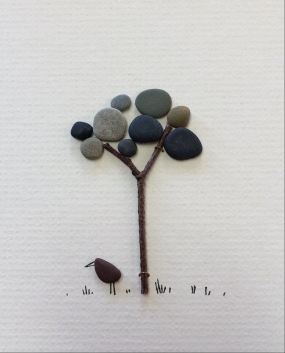 Pebble art by sharon nowlan powerful images pebble art for Pebble art ideas