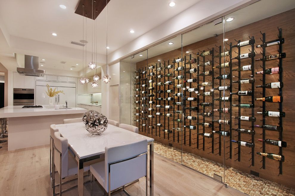 Orange County Wine Gl Chandelier Home With Modern