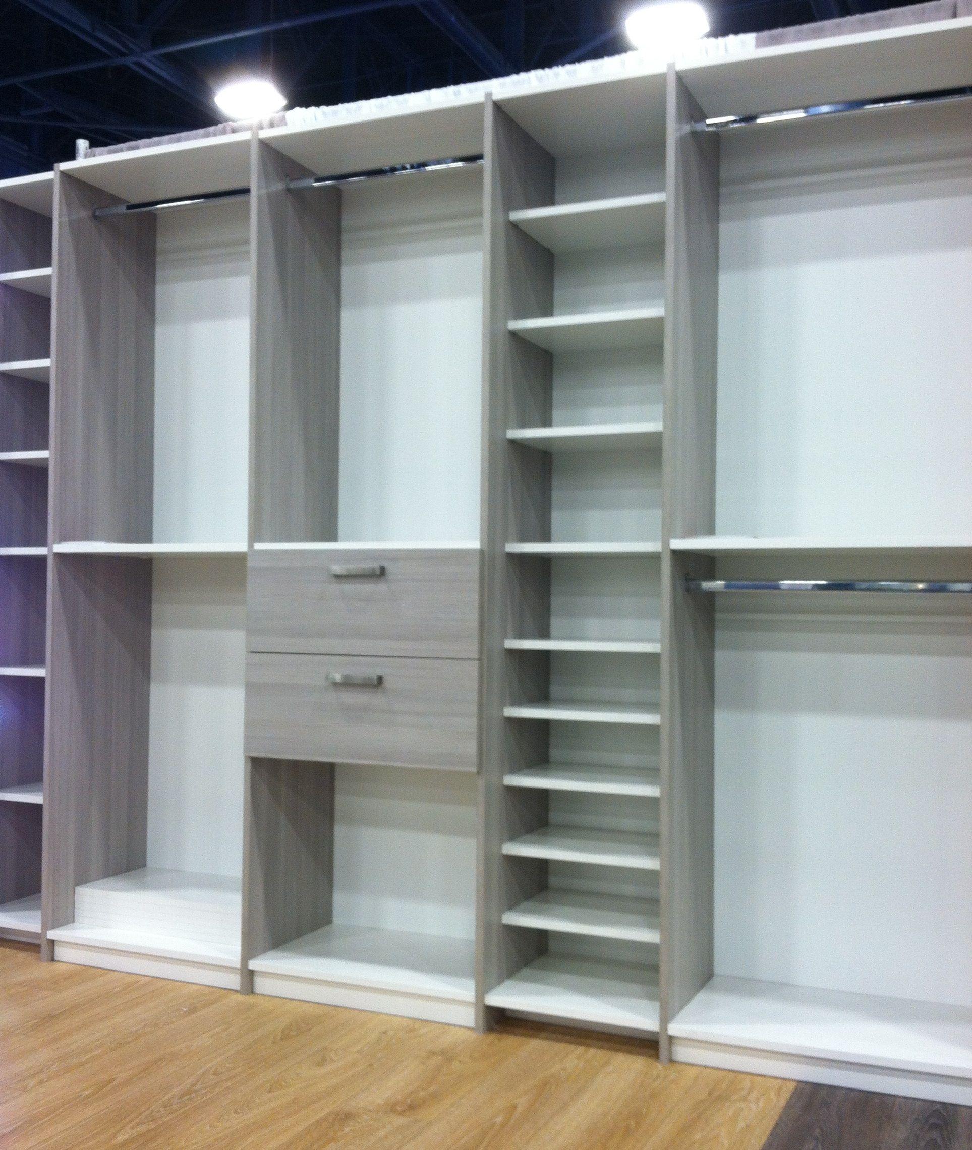 Custom Closet Product - American Closet Signature Closet Designs