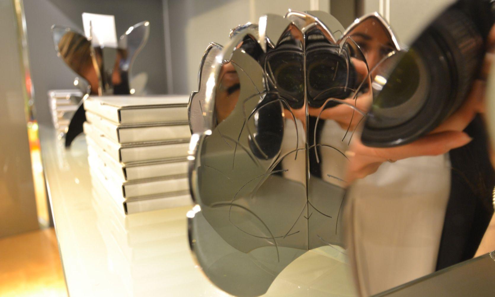 Oggetti Da Ufficio Design : Da cervellati a bologna la collezione di claudio bettini. elementi
